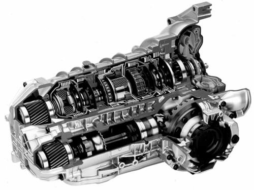 коробка передач BMW серии F